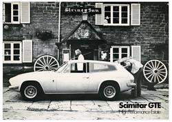 Scimitar GTE High Performance Estate Que