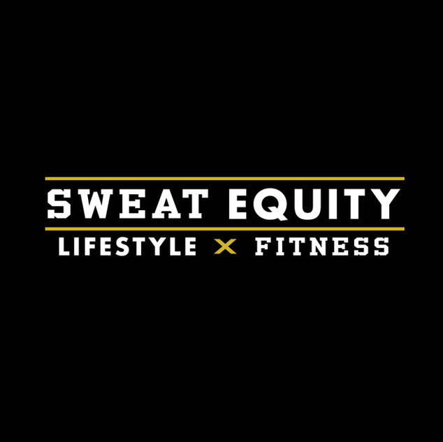 Sweat Equity Lifestyle Fitness IDENTITY.