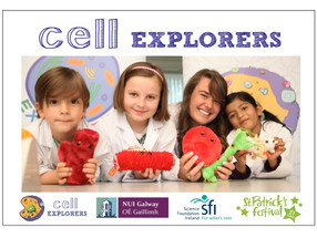St Patrick Festival - Cell EXPLORERS & Kitchen Chemistry are going to the Big Day Out!