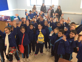 Cell EXPLORERS at Gozo Science Days