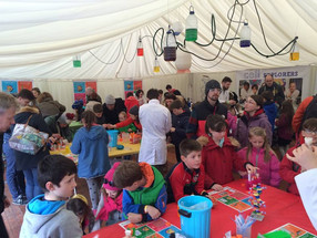 Cell EXPLORERS at the Big Day Out