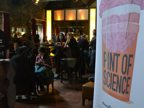 Pint of Science Galway Festival 2015