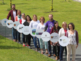 National partners travel to Galway for first Cell EXPLORERS Network meeting