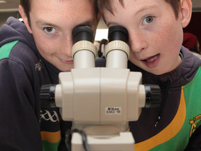 Cell EXPLORERS at the Galway Science and Technology Festival 2015