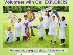 Cell EXPLORERS NUI Galway volunteer information meeting!