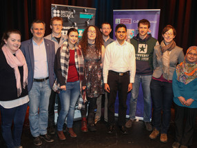 Brilliant talks by Cell EXPLORERS team members at Famelab Galway