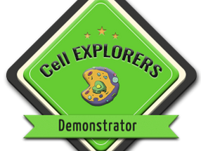 The Cell EXPLORERS badges are out!