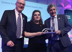 SFI Award for Outstanding Contribution to STEM Communication