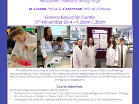 Cell EXPLORERS CPD workshop announced!