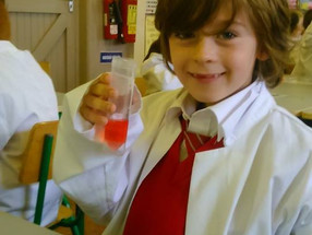 School visits a-plenty this science week with Cell EXPLORERS