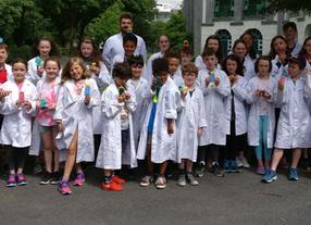 Bio-EXPLORERS summer camps a huge success in 2018!