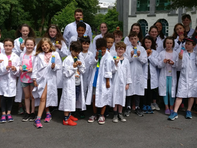 Bio-EXPLORERS summer camps a huge success in 2018!