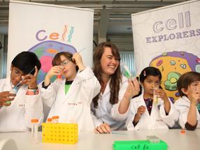 NUI Galway Cell EXPLORERS Volunteer information meeting