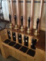 Draught beer installation