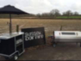 Hire a hog roast machine in Brighton