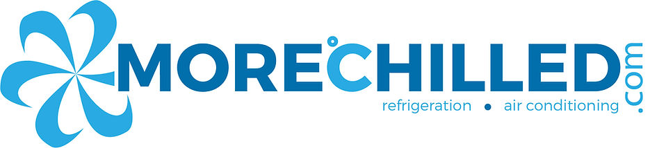 Morechilled commercial refrigeration logo