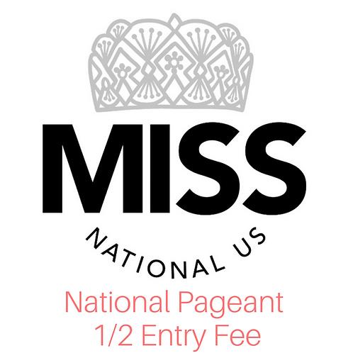 National Entry Fee (Half)