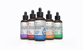 Effective Natural Products Colloidal Silver 10 PPM