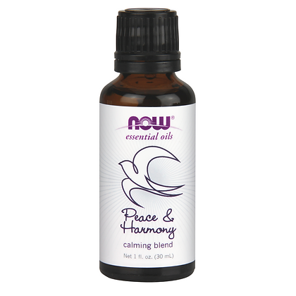Now Foods Peace & Harmony Essential Oil Blend