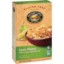 Nature's Path GF Fruit Sweetened Corn Flakes