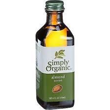 Simply Organic Almond Extract 2 oz