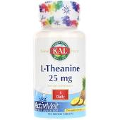 KAL L-Theanine 25 mg ActivMelt