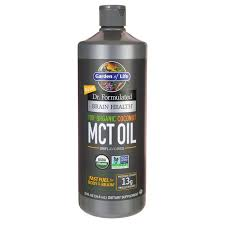 Garden of Life Dr Form Brain Health MCT Oil