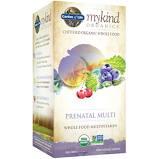 Garden of Life mykind Org Prenatal
