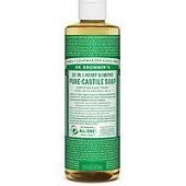 Dr Bronner Almond Liquid Castile Soap (16oz)