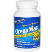 North American Herb & Spice OregaMax Capsules