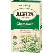Alvita Organic Chamomile Tea Bags