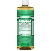 Dr. Bronner's Almond Liquid Castile Soap (32oz)