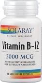 Solaray Vitamin B-12 5000 mcg