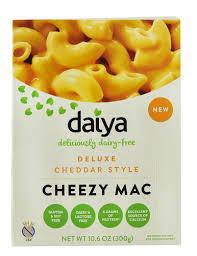 Daiya Dairy Free Deluxe Cheddar Cheezy Mac