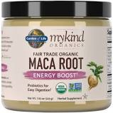 Garden of Life mykind Organics Maca Root Powder