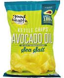 Good Health Sea Salt Avocado Oil Potato Chips