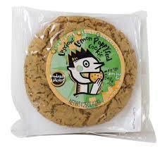 Alternative Baking Company Vegan Lemon Poppy Seed Cookie