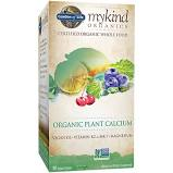 Garden of Life mykind Org Plant Calcium