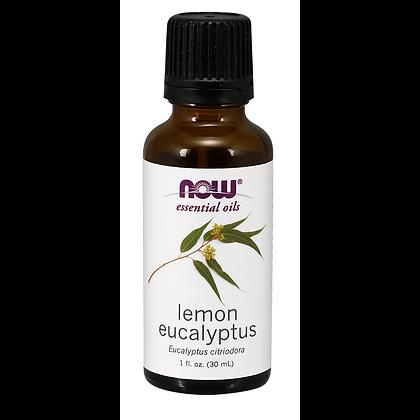 Now Foods Lemon Eucalyptus Essential Oil