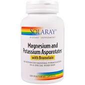 Solaray Mag and Potassium Asporotates