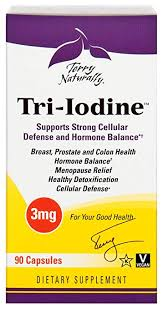 Terry Naturally Tri-Iodine 3 mg