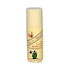 Alvera Aloe & Almond Roll-On Deodorant