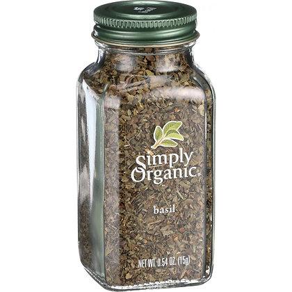 Simply Organic Basil
