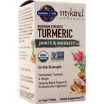 Garden of Life mykind Organic Turmeric Maximum Strength