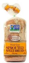 Berlin Natural Bakery Sprouted Spelt Bread