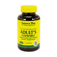 Nature's Plus Adult's Chewable Multi-Vitamin
