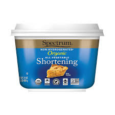 Spectrum Organic Shortening