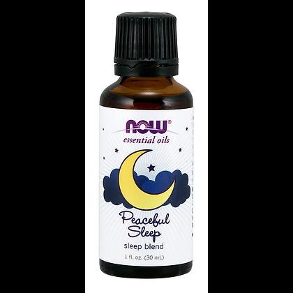 Now Foods Peaceful Sleep Essential Oil Blend