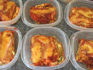 Meal Prepping - This is why we do it!