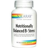 Solaray Nutritionally Balanced B Stress